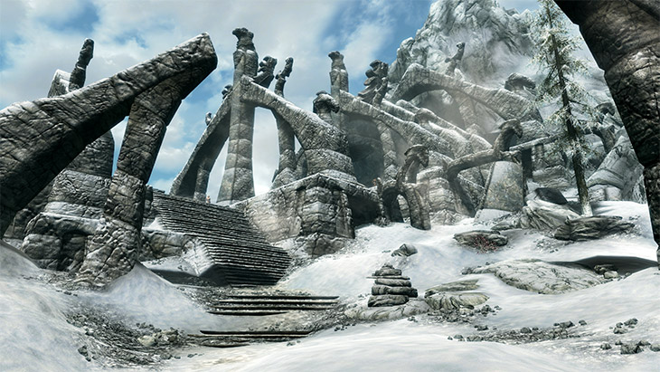 Skyrim Special Edition screenshot 4k