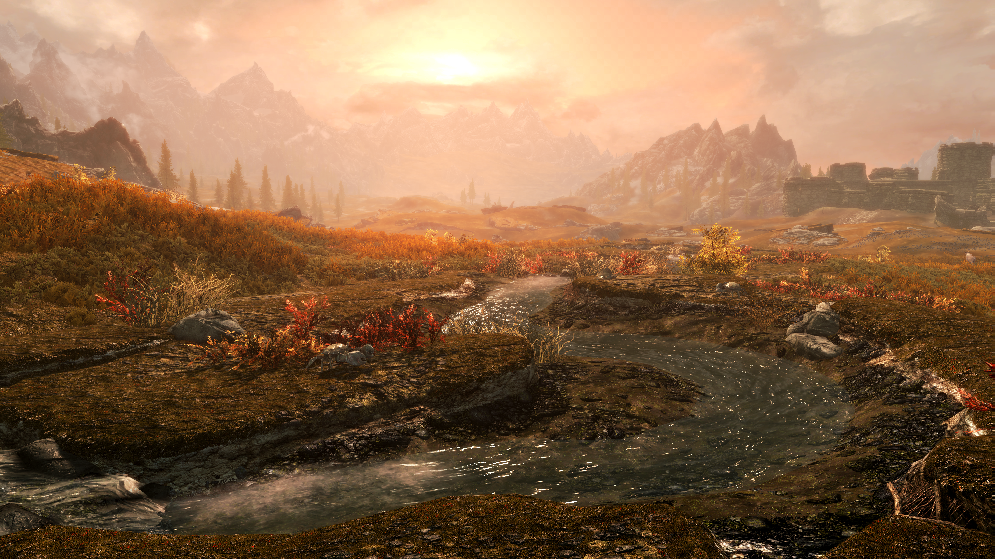 Mods and 4K Coming to PlayStation 4 for Skyrim and Fallout 4