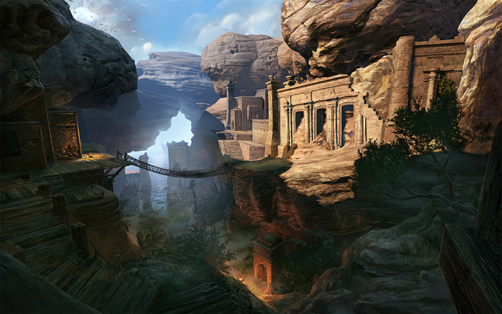 Elder Scrolls Online Thieves' Guild DLC launching soon | Elder