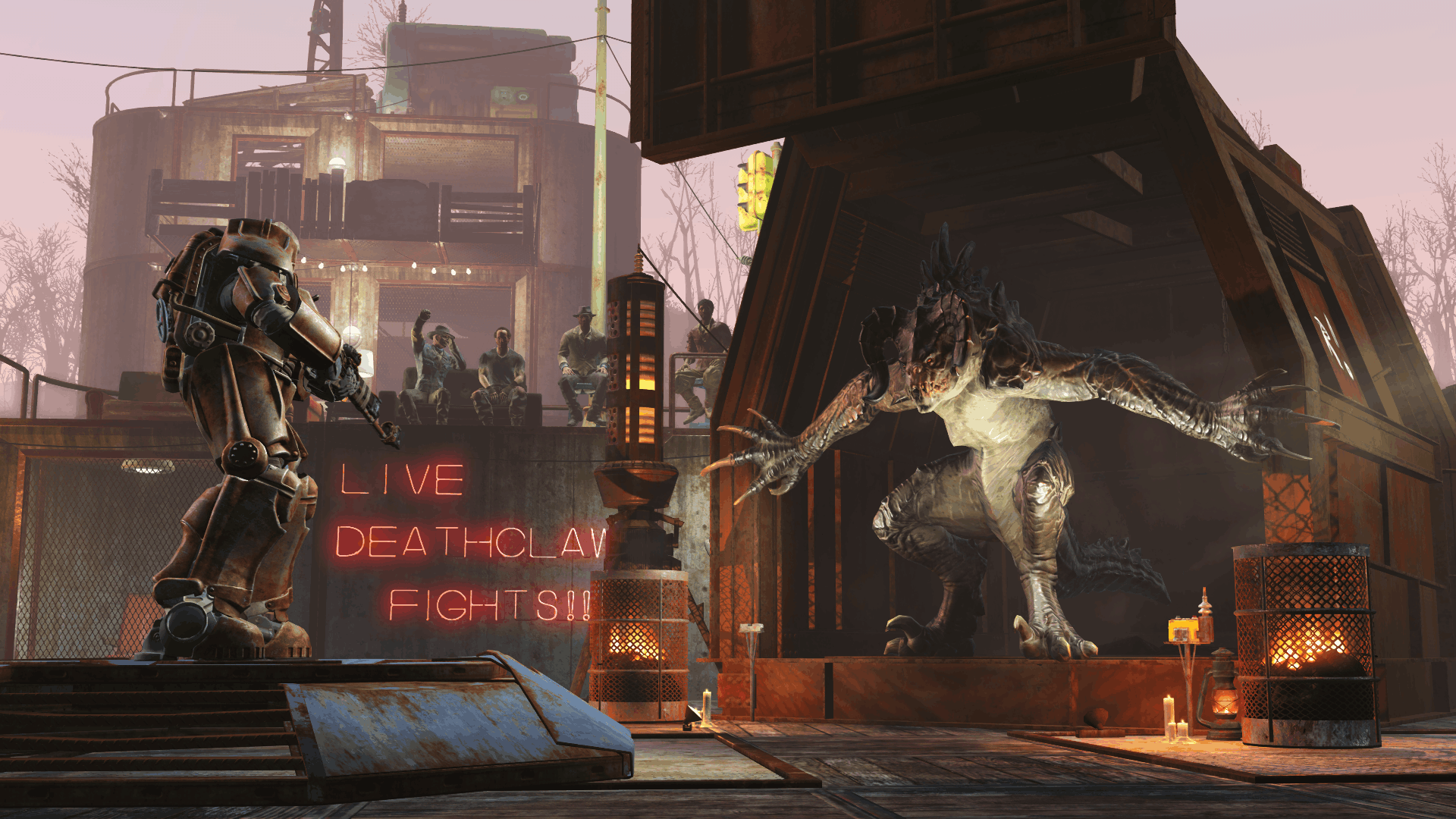 Fallout 4's Second DLC, Wasteland Workshop, Gets A Trailer and Release Date